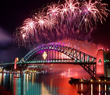 New Years Eve Sydney Harbour Cruise Spectacular!