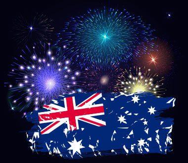 Australia Day Fireworks Buffet Dinner Cruise & Drinks