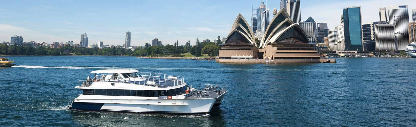 Sydney Harbour Luxury Cruise Bookings
