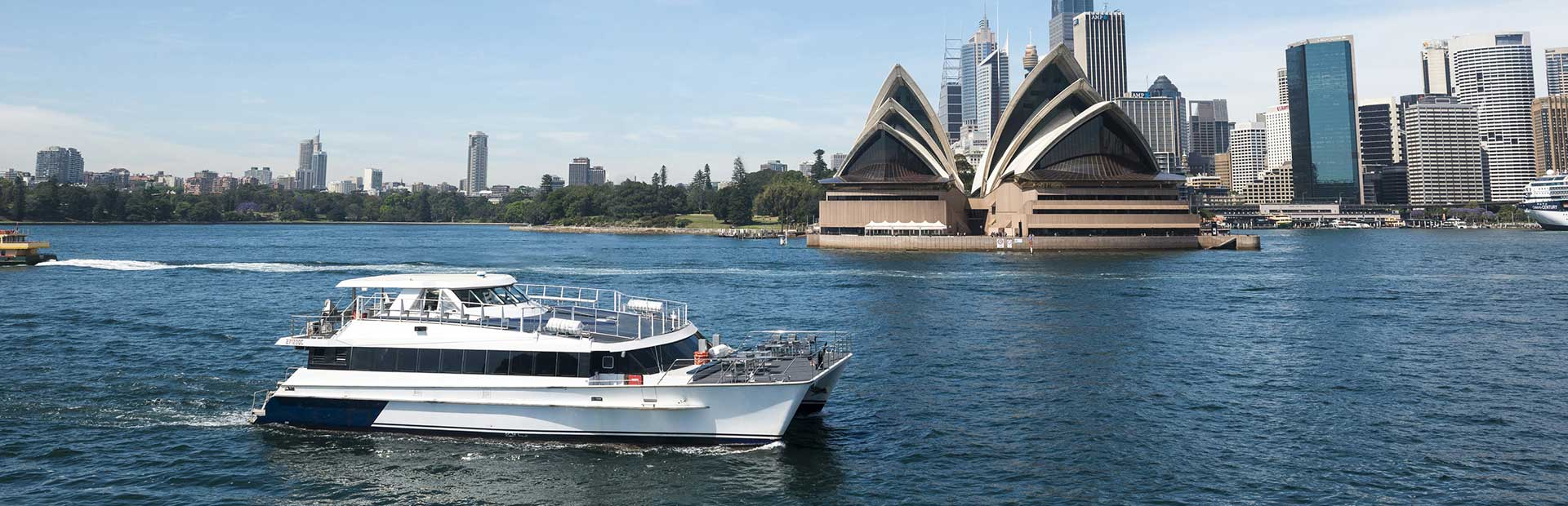 Sydney Harbour Cruise with Opera House