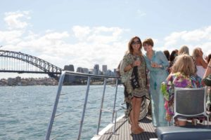 harbourside-cruises-enjoying-a-drink