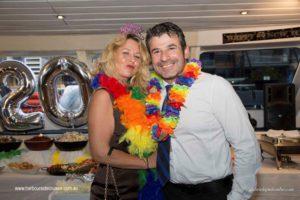 nye cruise-sydney- couple-enjoying a photo