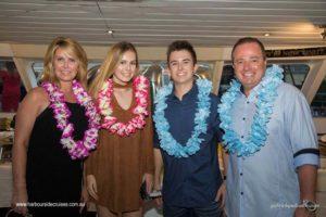nye cruise -sydney - family