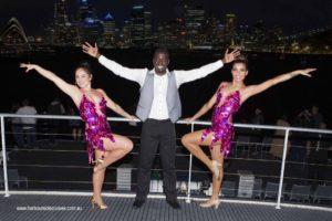 Harbourside Cruises Dancers
