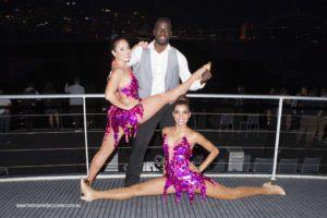 Harbourside Cruises Disco Dancers